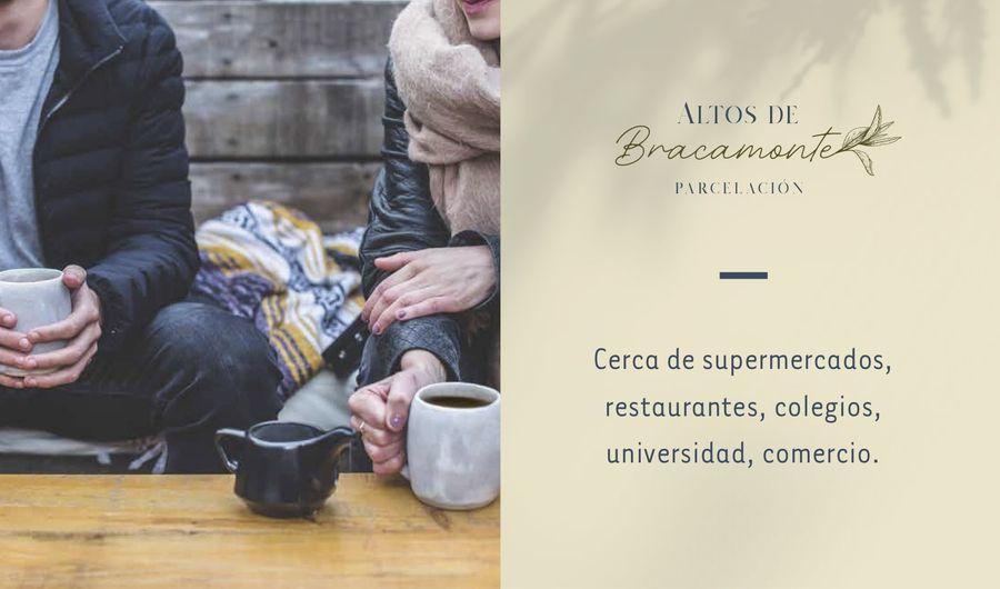 Altos de Bracamonte Cerca de supermercados, restaurantes, colegios, universidad, comercio